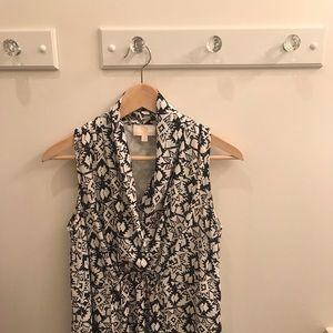 Collective Concepts S (Size 4) Black White Dress